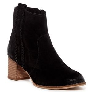 Naughty Monkey Sangeeta Suede Ankle Boots Bootie